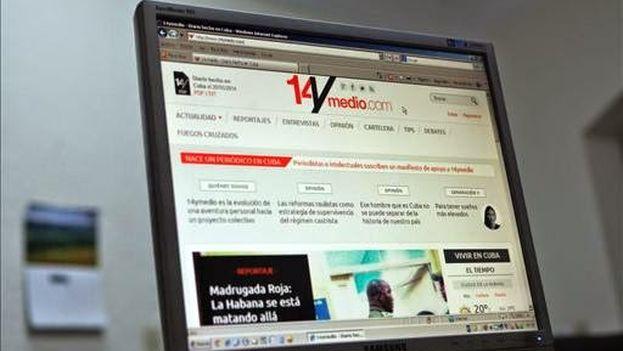 '14ymedio' llega a su tercer aniversario burlando la censura oficial en Cuba. (CC)