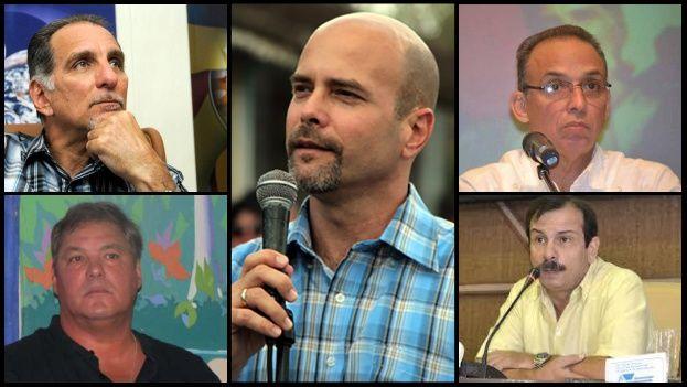 Los cinco espías cubanos fueron arrestados en 1998 en Florida cuando realizaban labores de inteligencia para La Habana. (14ymedio)