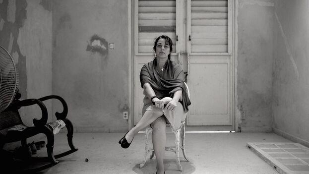 La artista cubana y 'artivista', Tania Bruguera. (Twitter)