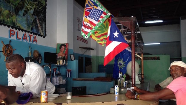 El bar Río la plata. (14ymedio)