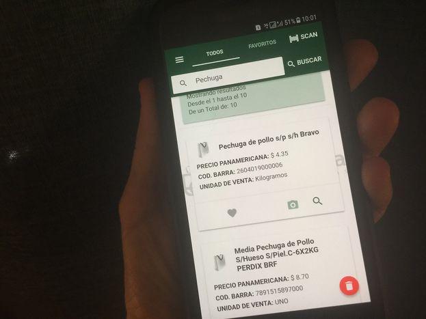 Con bases de datos que pueden tardar hasta 72 horas en actualizarse y una amplia red de corrupción en las tiendas minoristas, la aplicación 'Donde Hay' no puede garantizarle al cliente información veraz sobre la existencia de productos. (14ymedio)