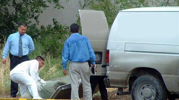 El informe señala a la criminalidad organizada, en especial relacionada con el tráfico de drogas, como la razón detrás de buena parte de esas muertes. (EFE)