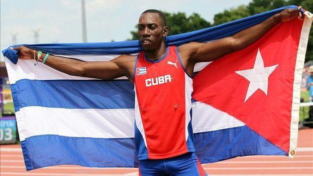 El atleta cubano Pedro Pablo Pichardo. (EFE/Archivo)