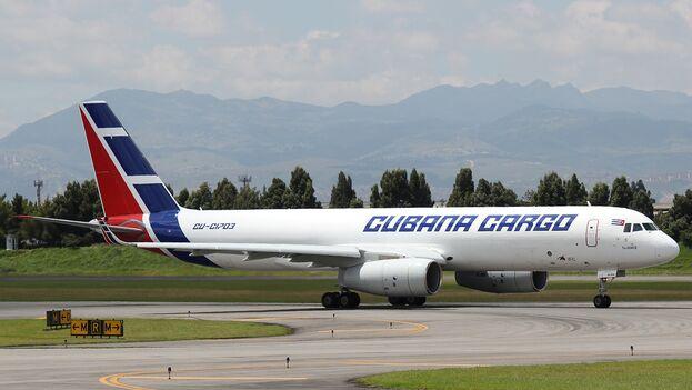 El vuelo se dirigía a Rusia, donde debía seguir el manteniemiendo después de dos años parado.