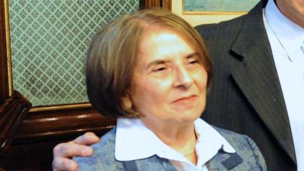 La médica disidente cubana y exdiputada Hilda Molina. (Wikicommons)