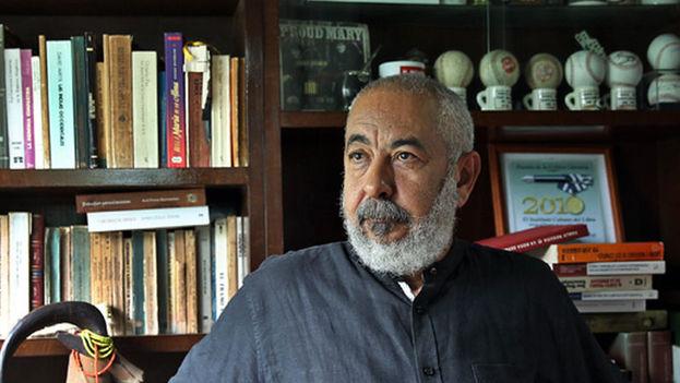 El escritor Leonardo Padura. (EFE)