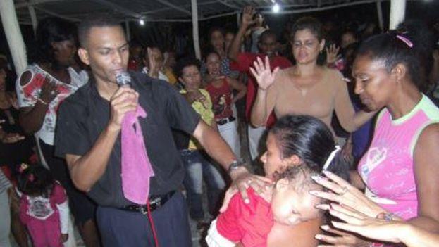 El pastor evangélico Alain Toledano. (Redes sociales)