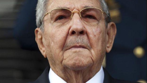 El ex gobernante cubano Raúl Castro. (EFE)