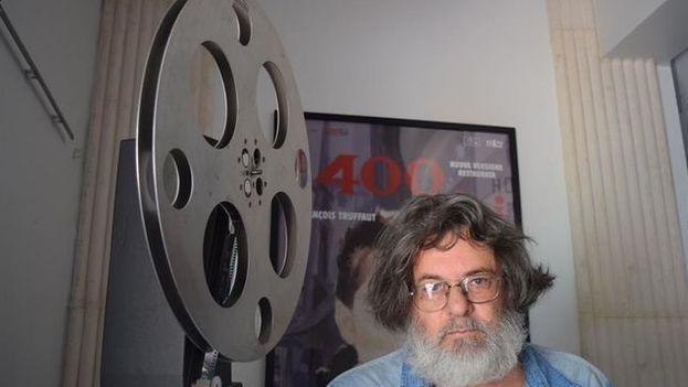 El director de cine, guionista y escritor Eduardo del Llano. (EFE)