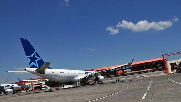 En la imagen, el aeropuerto del balneario de Varadero. (EFE/Archivo)