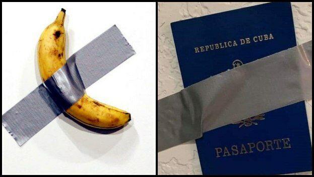 Con una vida útil de solo seis años, el pasaporte cubano debe ser renovado dos veces. (Collage)