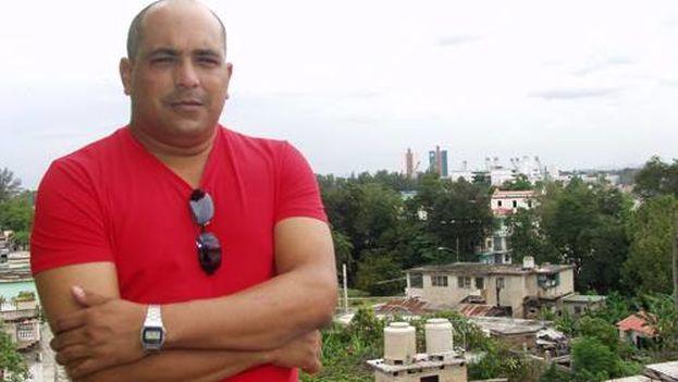 El periodista José Ramírez Pantoja. (Facebook)