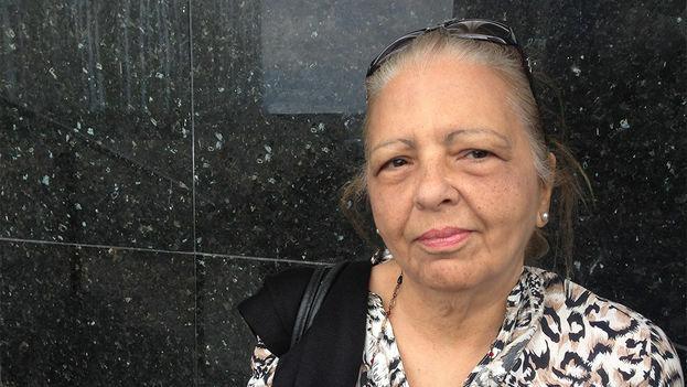 La opositora y periodista independiente, Martha Beatriz Roque. (14ymedio)