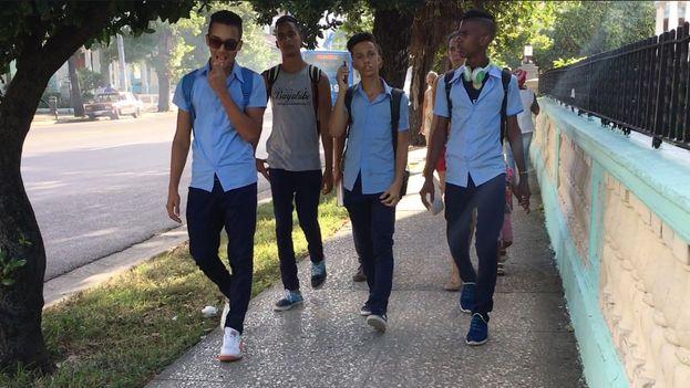 Las plazas más apetecidas por los jóvenes son las 36.705 en el curso regular diurno. (14ymedio)