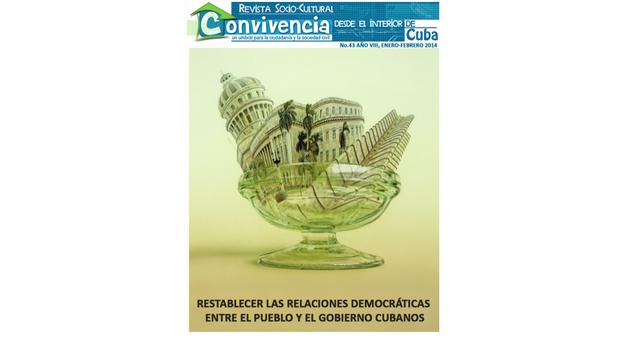 La portada de Convivencia No. 43