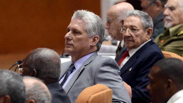 El presidente cubano, Miguel Díaz-Canel en una foto de archivo. (ACN)