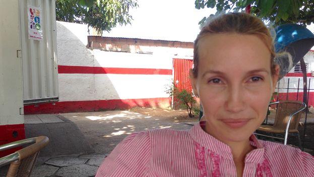 La reportera Sol García Basulto fue detenida la noche del jueves cuando se disponía a viajar a La Habana. (14ymedio)