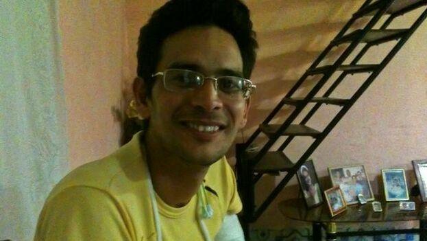 El reportero independiente, Ricardo Fernández Izaguirre, cumple ocho días detenido. (14ymedio)