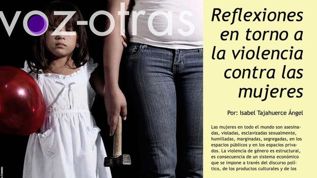 La revista Alas tensas dedica su segundo número a la violencia de género. (CC)