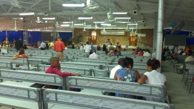 Un salón de los Testigos de Jehová en La Habana. (Cortesía)