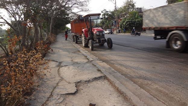 La situación de los viales es uno de los grandes problemas de Cuba hoy (14ymedio)