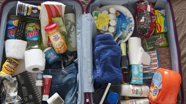 La maleta de Nuria. (14ymedio)
