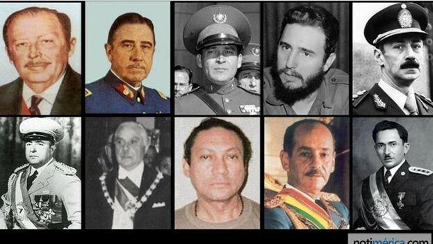 América Latina ha vivido algunas de las peores dictaduras de la segunda mitado del siglo XX.
