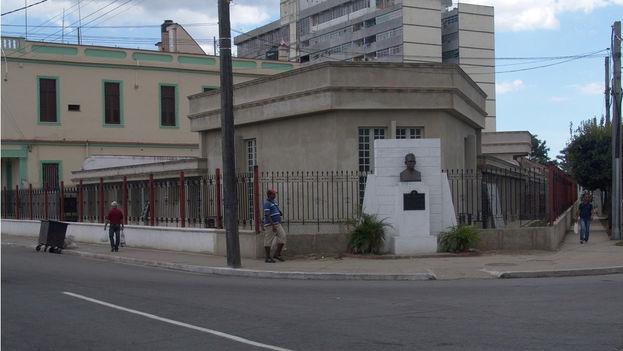 Ampliación del Obispado de Pinar del Río. (Juan Carlos Fernández/14ymedio)