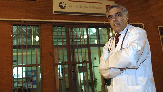 El doctor Antonio Guedes, fundador de la Unión Liberal Cubana y autor de las memorias 'Hoy como ayer'. (Diario Médico)