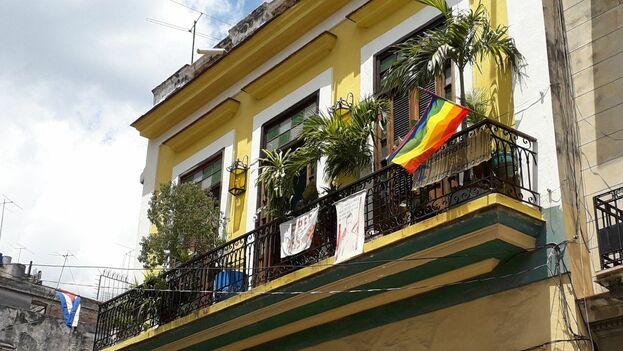 El hostal Colonial Casa Tali está ubicado en el número 406 de la calle Lamparilla, a unos pasos de la Iglesia del Santo Cristo del Buen Viaje y de la plazuela del mismo nombre. (14ymedio)