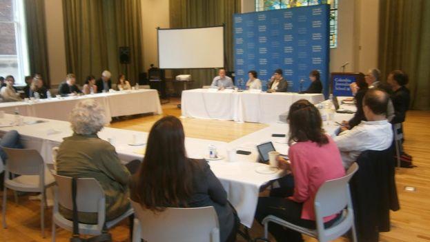 Covering Cuba in an Era of Change, Universidad de Columbia, New York