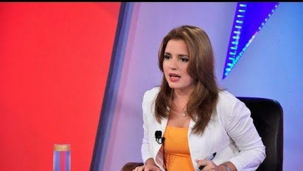 Cristina Escobar. (Youtube)