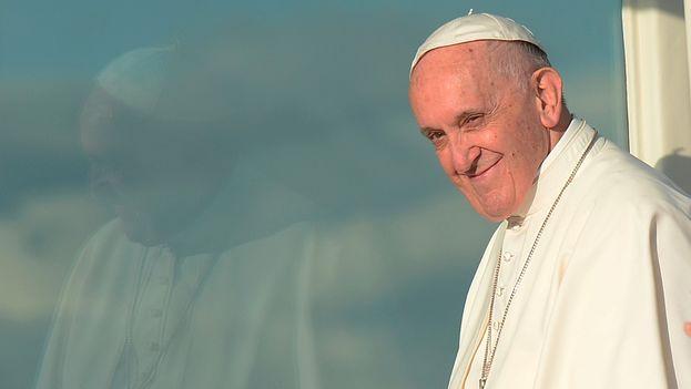 El papa Francisco llegó al trono de San Pedro con aires renovadores. (Twitter)