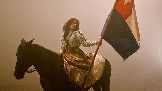 Captura del videoclip de 'La Bayamesa'. (Juan Carlos Borjas/Cubadebate)