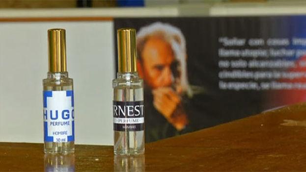 Perfumes Hugo y Ernesto