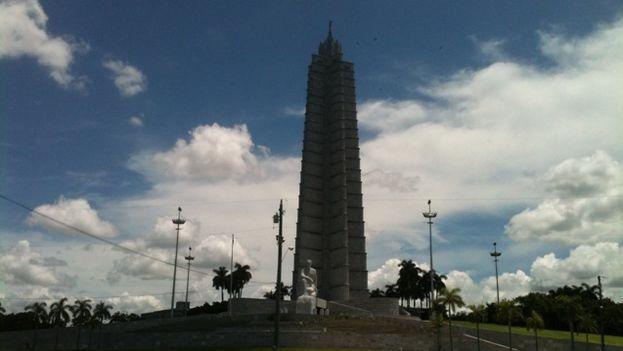 Plaza de la Revolución. (14ymedio)