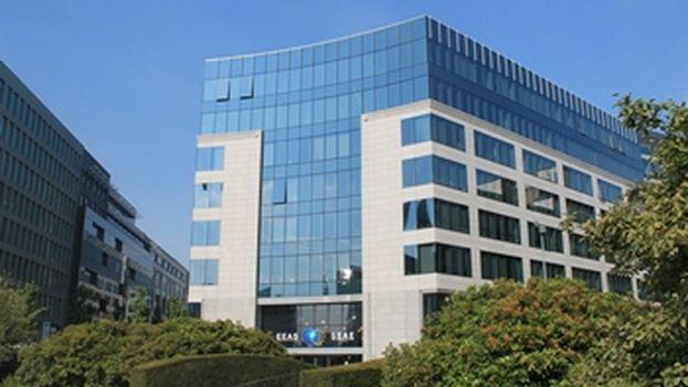 Sede del Servicio Europeo de Acción Exterior (SEAE)