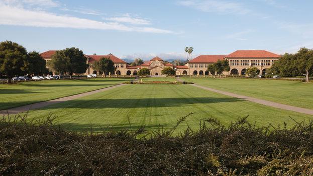 Universidad de Stanford, en Silicon Valley, San Francisco. (CC)