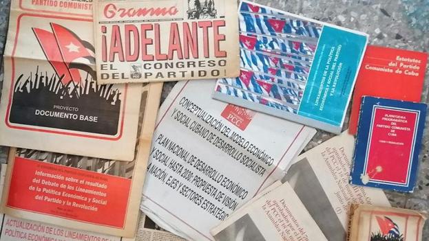 El VIII Congreso del Partido Comunista de Cuba se realizará entre el 16 y el 19 de abril de 2021. (14ymedio)