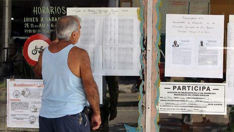 A estas alturas aún está poco claro en qué condiciones podrán votar, si pueden, los electores que están en el extranjero. (EFE)