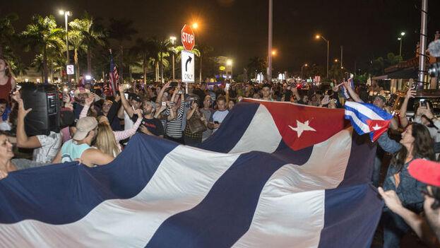 El exiio está llamado a una conferencia que tendrá lugar en La Habana el próximo abril. (EFE)