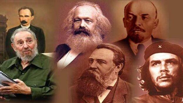 En los cursos más elementales de marxismo-leninismo se aprende que en la sociedad se manifiestan contradicciones antagónicas que solo se solucionan a través de la violencia que genera una revolución. (Minrex)