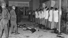 Este 2 de octubre se cumplen 50 años de la matanza de Tlatelolco. (EFE/Archivo)
