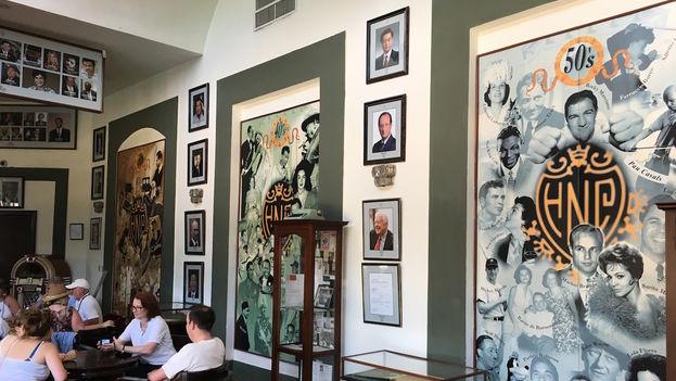 El oficialismo se apropia de la escena cultural de la Cuba republicana. (14ymedio)