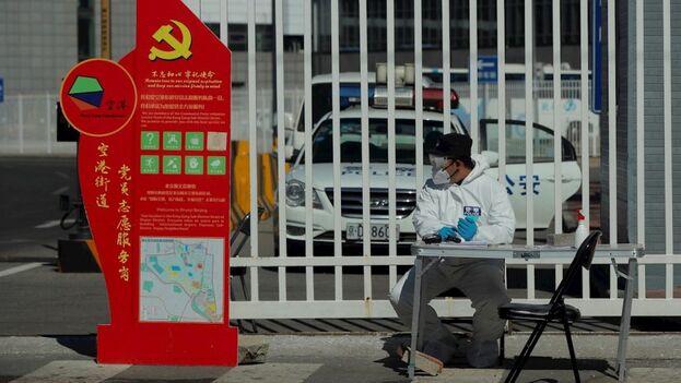La idea de que el régimen de partido único le da fortaleza al sistema chino es absurda. (EFE)