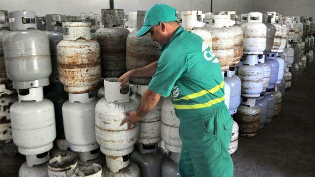 Las nuevas regulaciones para la venta de gas licuado comenzaron a regir el pasado 19 de agosto y afectan a todas las provincia del país. (Granma)
