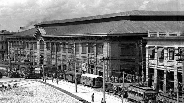 El Mercado Único conoció momentos de gloria (Foto de Archivo)