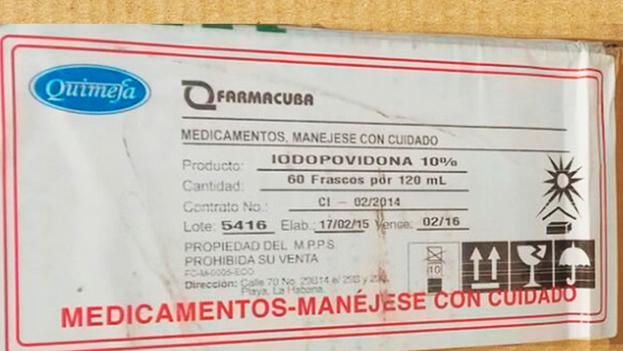 Al Sefar llegaban medicamentos de otros laboratorios cubanos, pero no de Farmacuba
