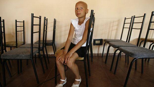 Tarará se convirtió en hospital para niños afectados por el accidente nuclear de Chernóbil. (Enrique de la Osa)