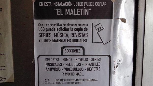 'El maletín'. (14ymedio)